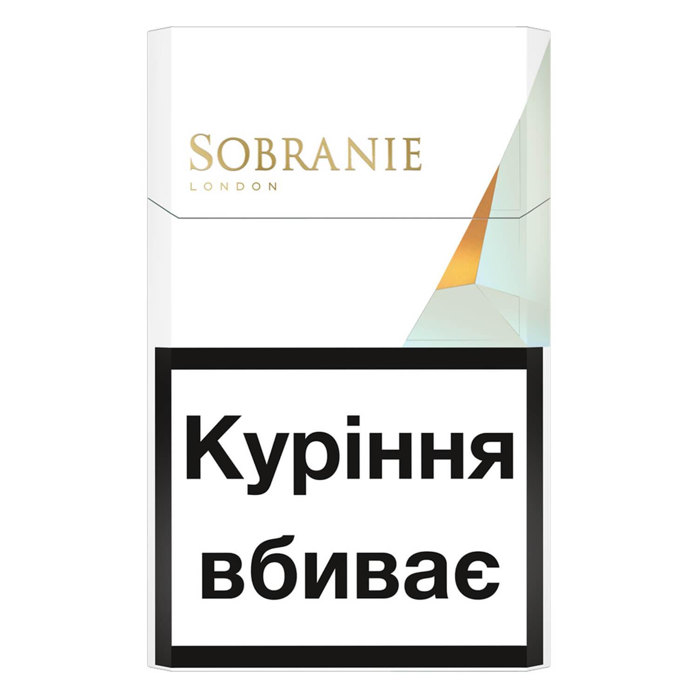 Сигарети Sobranie Gold / 'пачка