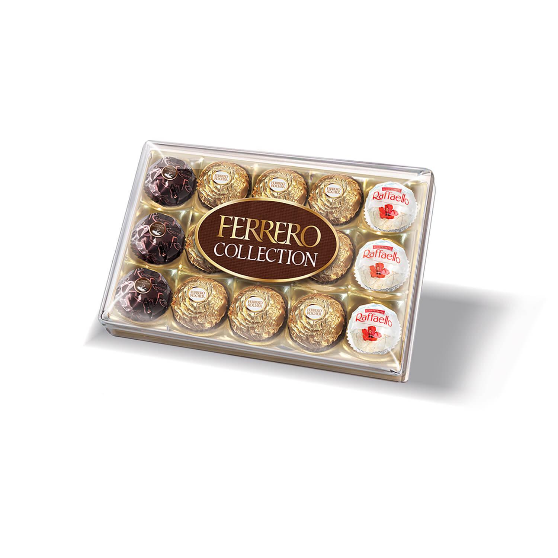 Цукерки Ferrero Collection T15 / '172,2г