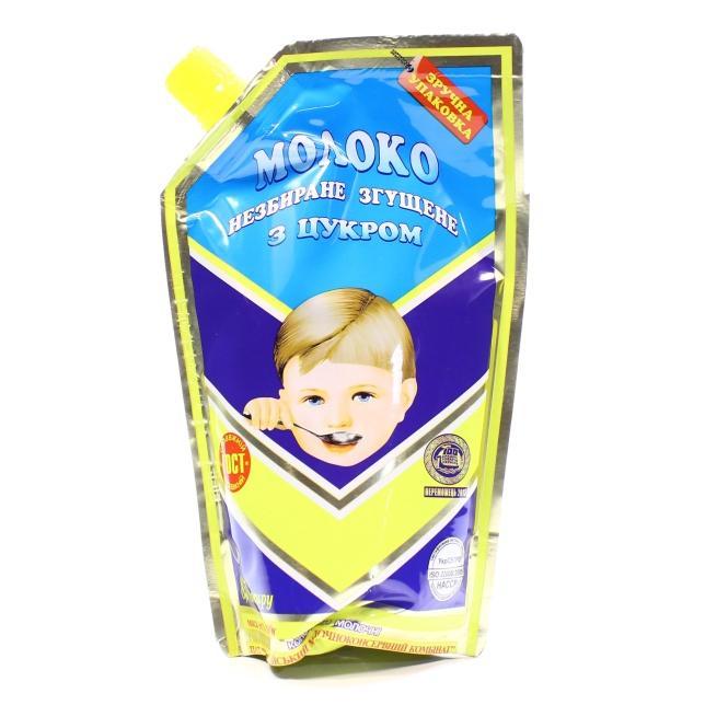Молоко згущене Первомайський МКК 8,5%  д/п / '290г