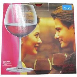 Бокал для вина Ocean Madison 600мл 2шт
