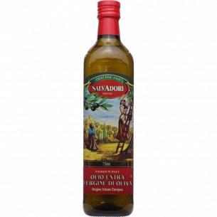 Масло оливковое Salvadori Extra Virgin Бленд