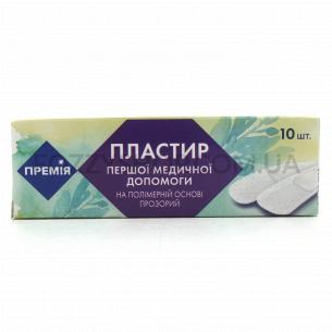 Пластырь медицинский Премія...