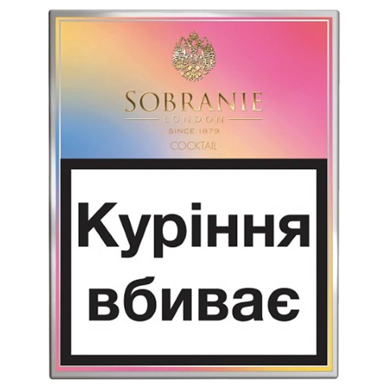 Сигареты собрание купить в харькове одноразовая электронная сигарета санкт петербург