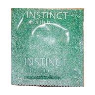 Презервативы Instinct Ультратонкие со смазкой
