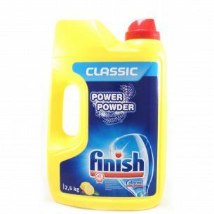 Порошок для посудомоечной машины Finish Detergent Lemon 2,5кг