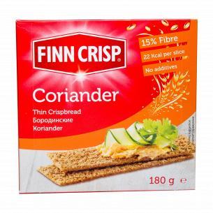 Хлебцы Finn Crisp ржаные с кориандром