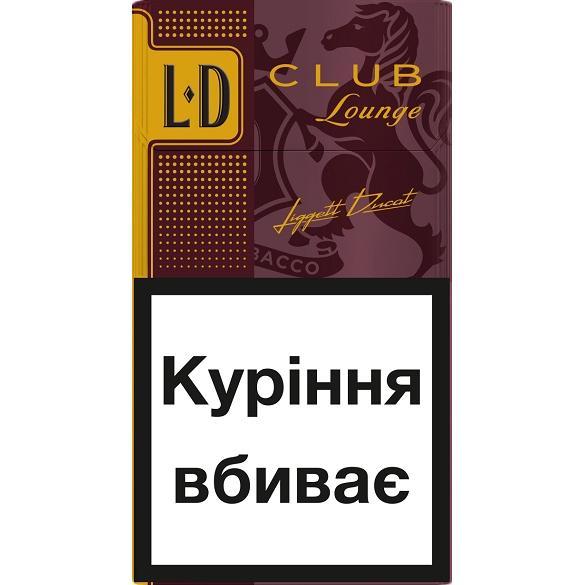 Сигареты ld club lounge купить купить табак оптом для кальяна пермь