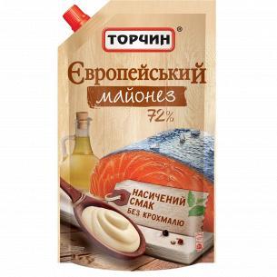 Майонез Торчин Европейский 72%