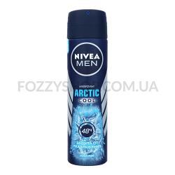 Дезодорант Nivea Men Arctic Cool антиперспирант