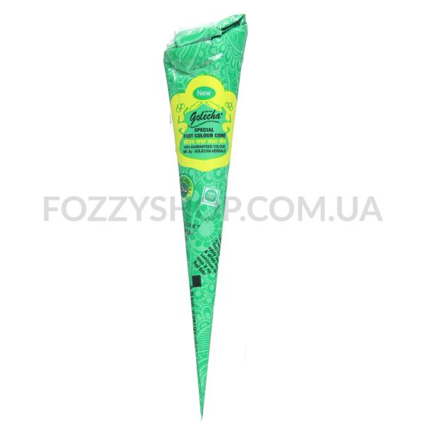 Хна Golecha конус зеленая