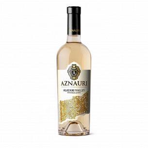Вино Азнаури Алазанская...