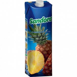 Нектар Sandora ананасовый