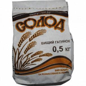 Солод Агрокомплекс-98 фермент.ржаной сухой молотый