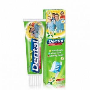 Паста зубная Dental Family прополис и травы