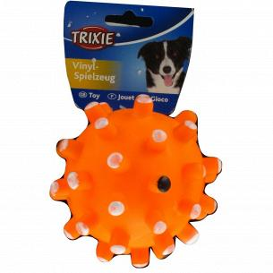 Игрушка для собак Trixie Мяч с шипами 10см 3429
