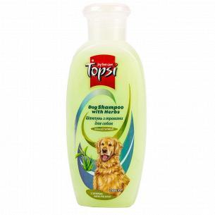 Шампунь для собак Topsi с травами