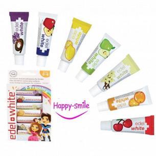Паста зубная Edel+white 7 фруктов
