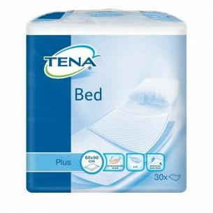 Пеленки Tena Bed Plus 60x90