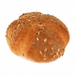 Хлеб ржано-пшеничный с отрубями ФР пекарни