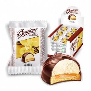 Десерт Бонжур ваниль