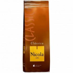 Кофе зерно Nicola Classico Blend жареный