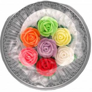Н-р кондитерских украшений Украса Роза с листочком
