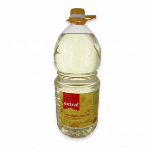 Масло подсолнечное Extra! рафин дезод вымор маркиП