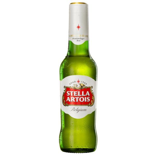 Пиво Stella Artois светлое