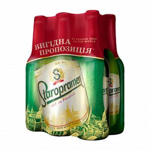 Пиво Staropramen 6*0,5л