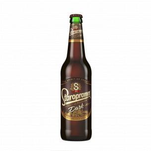 Пиво Staropramen темное