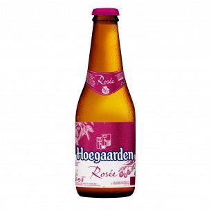Пиво Hoegaarden Rosee белое