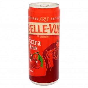 Пиво Belle-Vue Extra Kriek полутемное ж/б