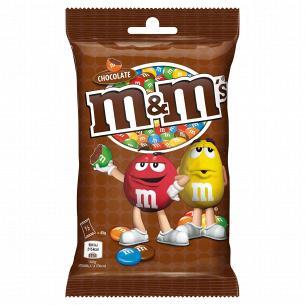 Драже M&M`s с шоколадом
