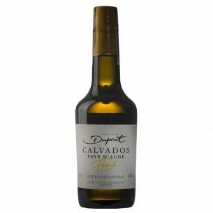 Кальвадос Domaine Dupont Pays d`Auge Fine