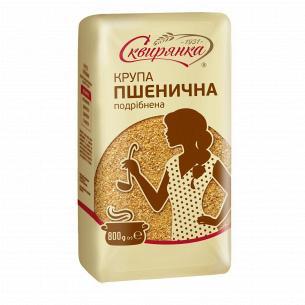 Крупа Сквирянка с мягкой пшеницы измельченн №3 п/п