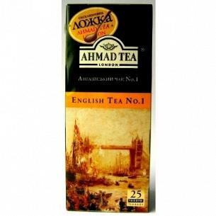 Чай Ahmad tea Английский №1 с ниткой