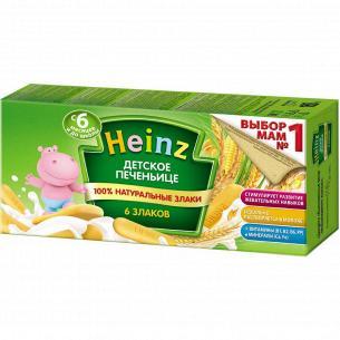 Печенье Heinz 6 злаков