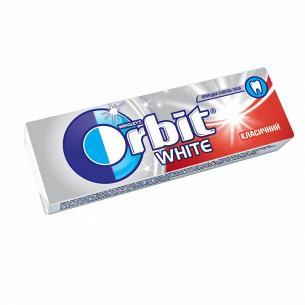 Резинка жевательная Orbit White драже