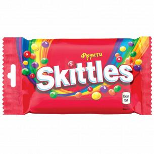 Драже Skittles кислые