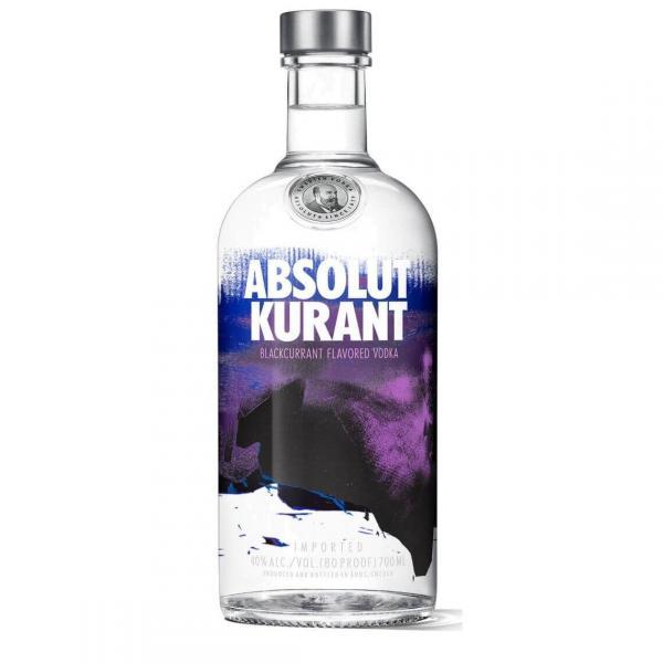 Водка Absolut Kurant 40%