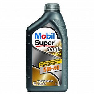 Масло моторне Mobil Super...