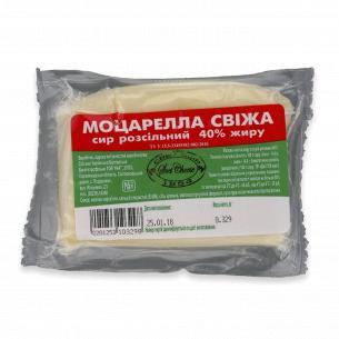 Сыр Свет Сыр Моцарелла рассольный свежая 40% в/у