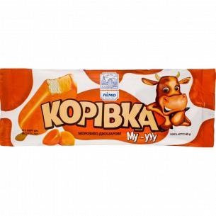Мороженое Лімо Коровка Му-у-у-у в карам глаз эским
