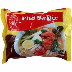 Лапша Bich-Chi рисовая со вкусом говядины