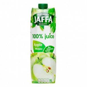 Сок Jaffa яблочный