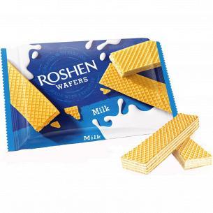 Вафли Roshen Wafers молоко
