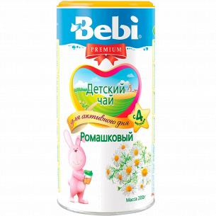 Чай Bebi Premium ромашковый