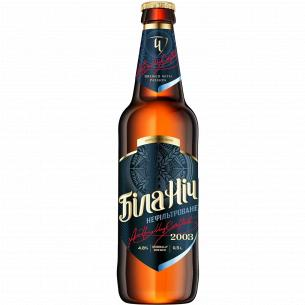 """Пиво """"Чернігівське Біла Ніч"""" темное"""