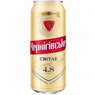 """Пиво """"Чернігівське"""" светлое ж/б"""