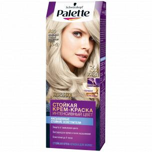 Palette ICC Краска для волос 10-2 (A10) Жемчужный блондин 110 мл